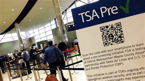 tsa precheck tsa pre check program blasts forward with rapid expansion