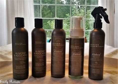 natural hairstyles with design essentials design essentials natural hair care products review