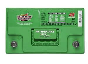 Car Battery Price Comparison Interstate Mt7 65 Car Battery Consumer Reports