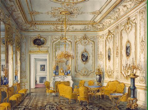 peterhof palace interior images artist index m oil