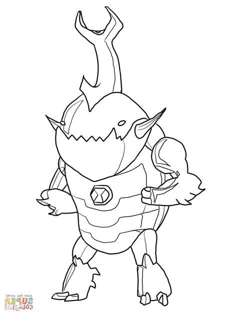 pages ben 10 ultimate ben 10 ultimate coloring pages easy to make ben 10