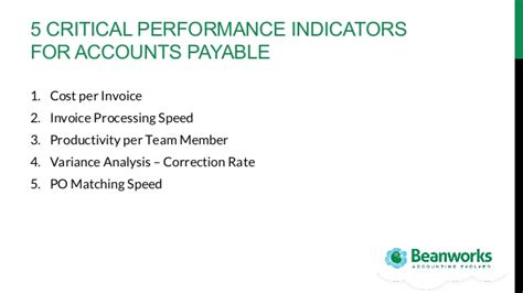 Accounts Payable Key Performance Indicators Pictures To Pin On Pinterest Pinsdaddy Dxc Powerpoint Template