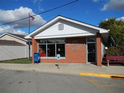Valley Post Office by Stillman Valley Illinois Post Office Post Office Freak