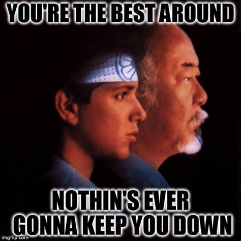 Karate Kid Meme - karate kid movies love or hate general and off topic