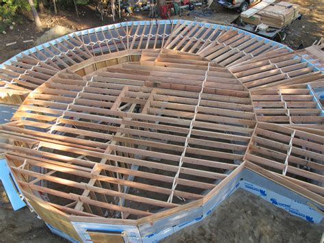 Our Green Round Home   A project diary about building a