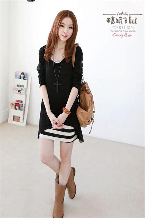 Dress Dr Dress Wanita Katun Hitam Limited dress import sifon 2pcs model terbaru jual murah