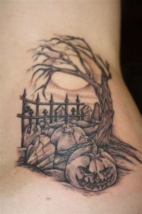 pumpkin tattoo 15 spooky designs for the season pretty designs