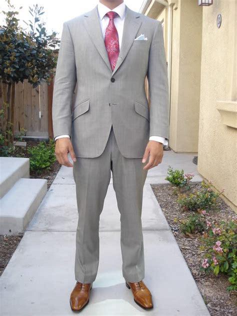 light grey suit brown shoes light grey suit combination suits pinterest wedding
