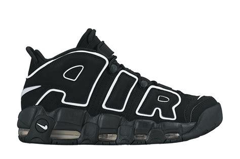 Schuhe Big Air 5 Retro Gs Flash Available Now Im Rabattverkauf Schwarz Rosa Kinder P 200 nike air more uptempo big