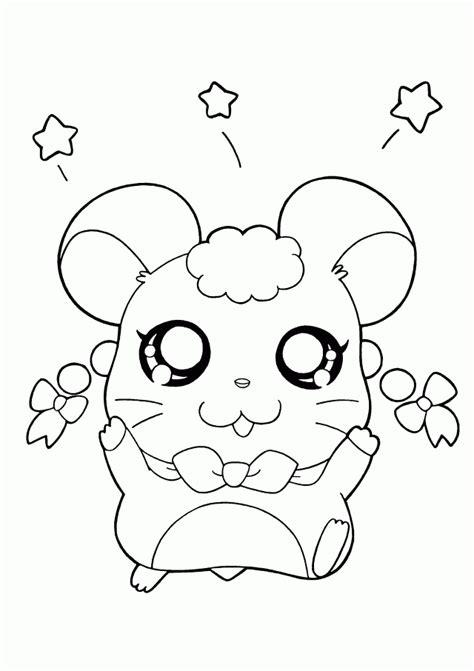 hamtaro coloring pages hamtaro coloring page coloring home