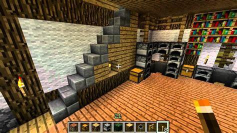minecraft medieval tavern interior design part
