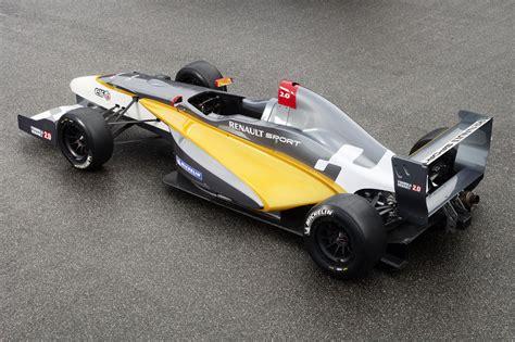 formula renault renaultsport releases new formula 2 0 car