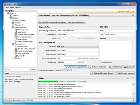 bank software kostenlos hibiscus chip