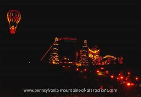 quot holiday lights on the lake quot at lakemont park a
