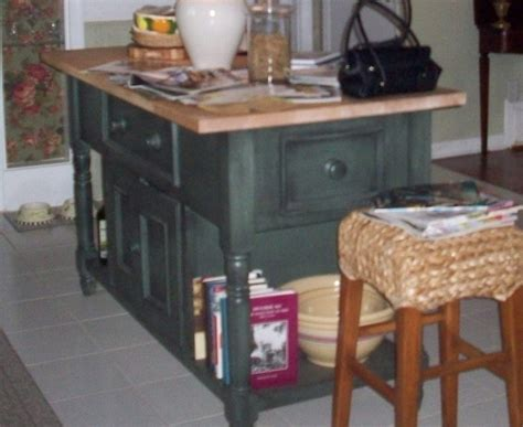 repurposed kitchen island repurposing furniture