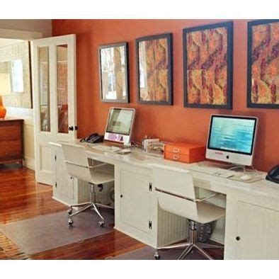 dual desk office ideas 10 best images about home office double desks on
