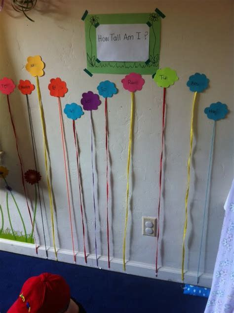 ideas for preschoolers great measuring activity future classroom ideas