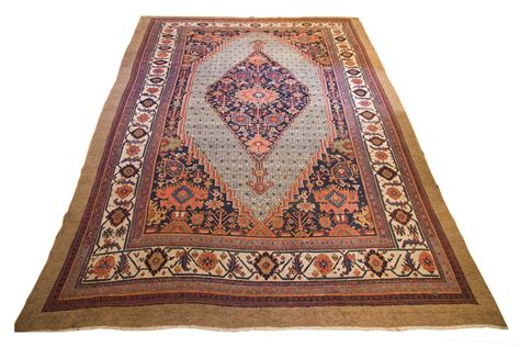 And Rugs Antique Hamadan Rug Hlchalfant