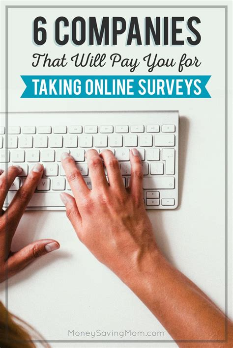 Companies That Pay You To Take Surveys - 78 images about money making ideas on pinterest gift cards online survey and book