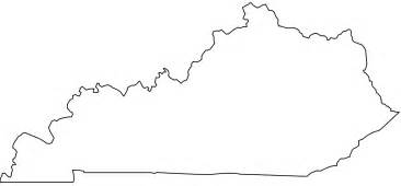 kentucky map coloring page kentucky map silhouette free vector silhouettes