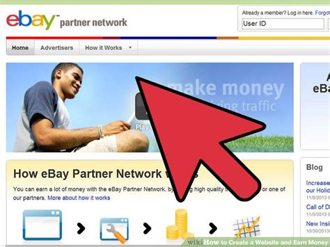 How To Make Money Online Using Ebay - genuine income online how to make money with ebay partner network