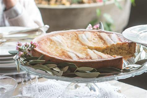 ricette cucina italiana dolci ricetta pastiera napoletana la cucina italiana