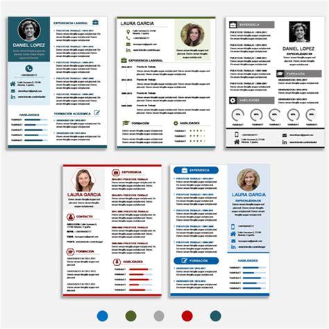 Plantilla De Curriculum Ejecutivo 15 formas de hacer un curriculum vitae mejorado en 20 minutos