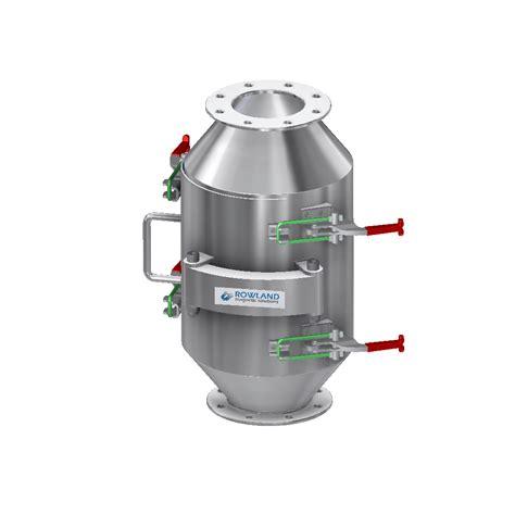 Bullet Magnet pipeline magnet pipeline magnetic separator