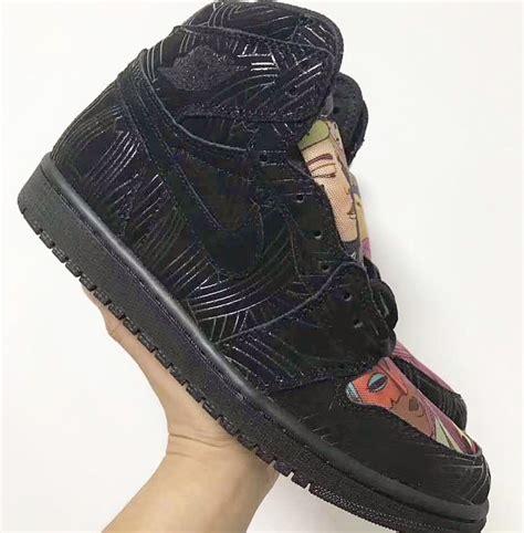 Nike Air 1 Retro Hi Los Primeros Pomb Sepatu Jalan Pria Premi air 1 los primeros pomb release date sneaker bar detroit