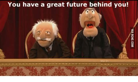 Statler And Waldorf Meme - 25 best memes about statler or waldorf statler or