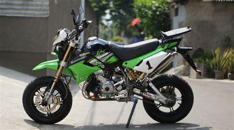 Jual Kawasaki Ksr motor trail kawasaki ksr 110cc jual motor kawasaki ksr