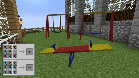 minecraft swing image gallery minecraft playground