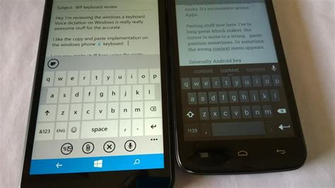 computer keyboard for android android vs windows phone keyboard which one is simpler and smarter dignited