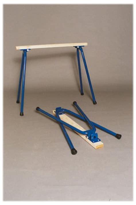 rugged buddy sawhorse legs target precision rb h1034 rugged buddy 34 inch folding sawhorse legs for one new ebay