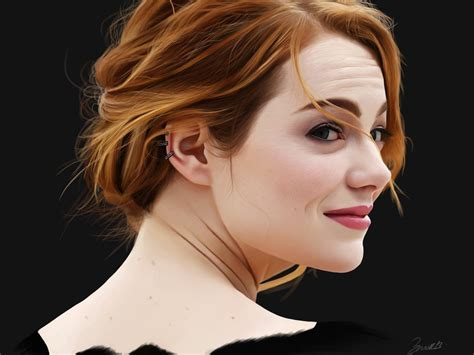emma stone queen mary colorist art colour other artist s artworks on