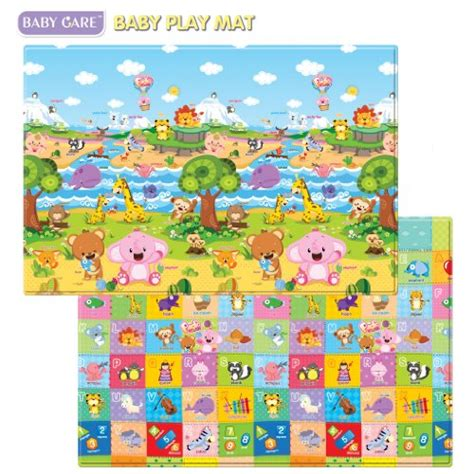 Pingko Mat by Baby Care Play Mat Pingko Friends Large B0058k5iiq