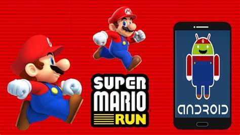 mario run android apk herunterladen auf android zu spielen - Run Apk Android