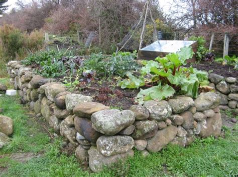 Raised Rock Garden Beds 25 Best Ideas About Raised Beds On Potager Garden Vege Garden Design And