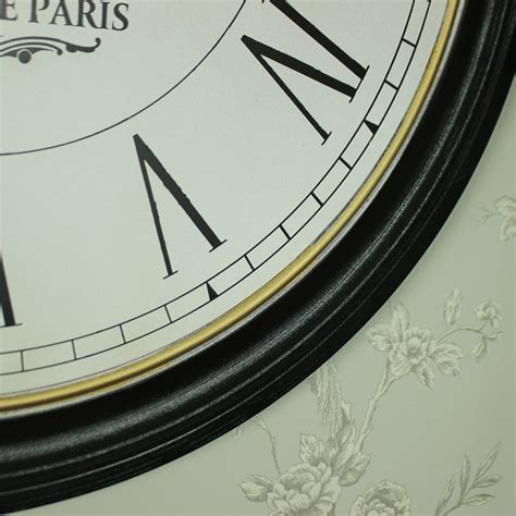 extra large wooden station wall clock melody maison 174 extra large wooden station wall clock melody maison 174