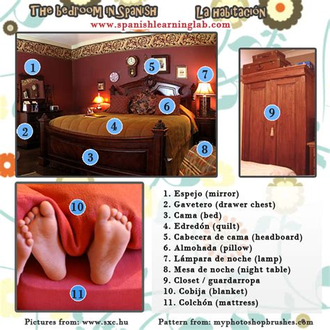 bedroom objects in spanish describing your bedroom in spanish la habitaci 243 n