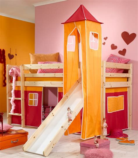 Bunk Beds With Slide And Stairs Bunk Bed With Stairs And Slide Decorate My House