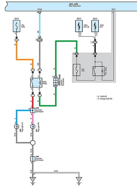 toyota tundra fog light wiring diagram page 4