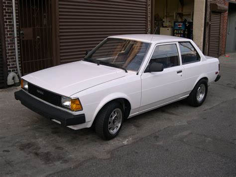 Toyota 1982 For Sale 1982 Toyota Corolla Tercel For Sale