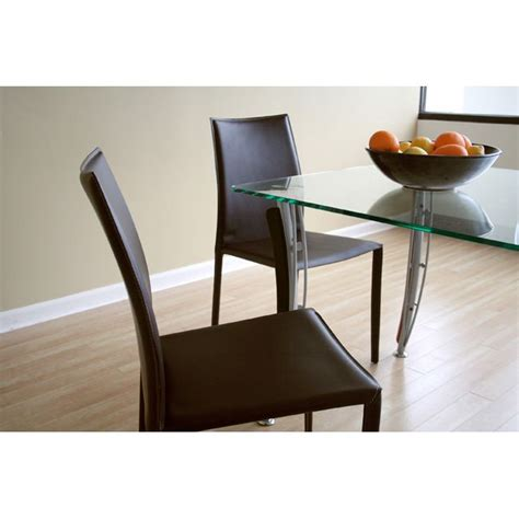 Dining Chairs Deals 17 Best Images About Dining Room On Shopping Brown Leather And Sofia Vergara