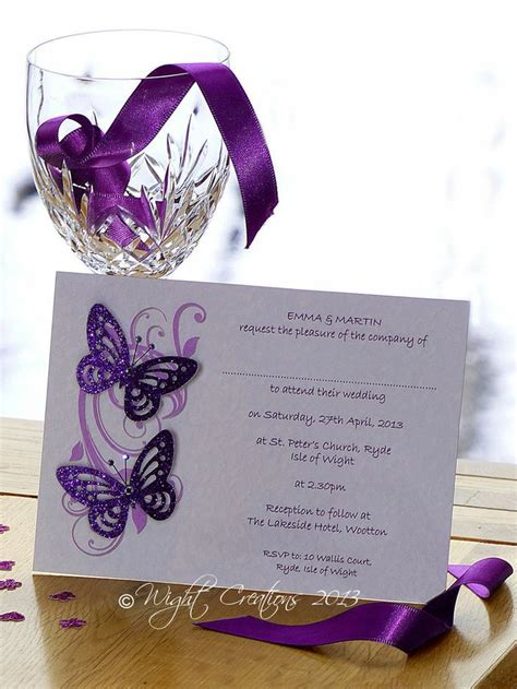 wedding invitations butterfly 1000 ideas about butterfly wedding invitations on