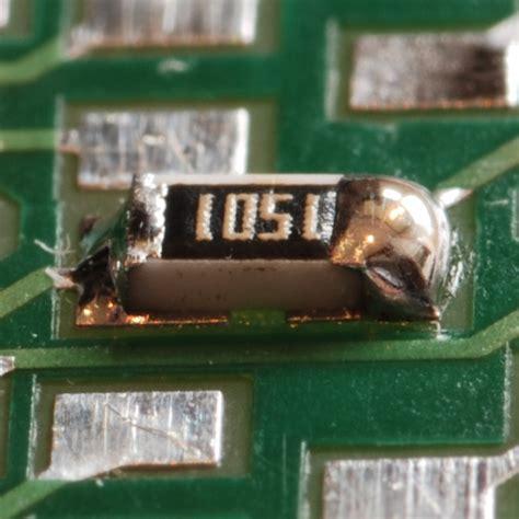 smd resistor how to solder smd soldering en