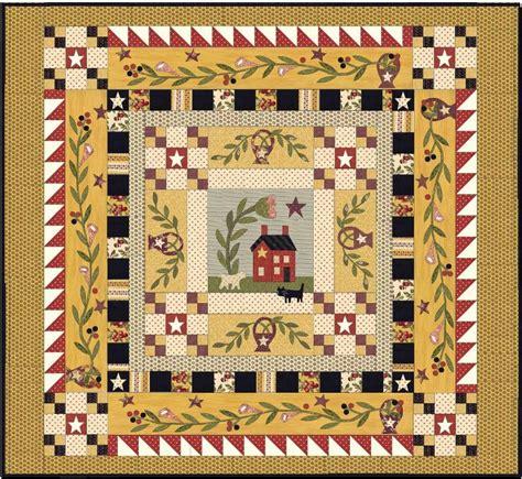 Jan Patek Quilts by Jan Patek Quilts Primitive Quilts Projects