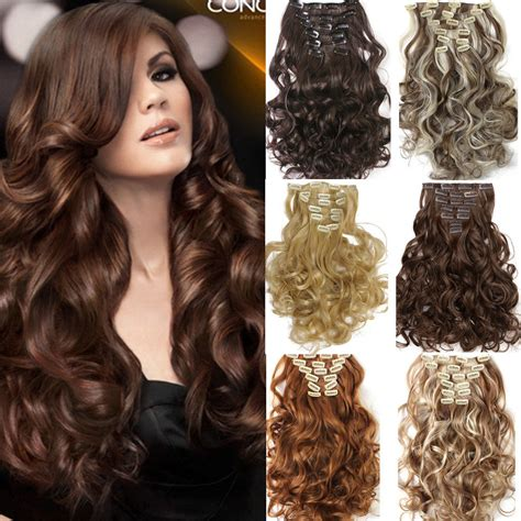 hair pieces for women women hair extensions 20 inches hair pieces natural wavy