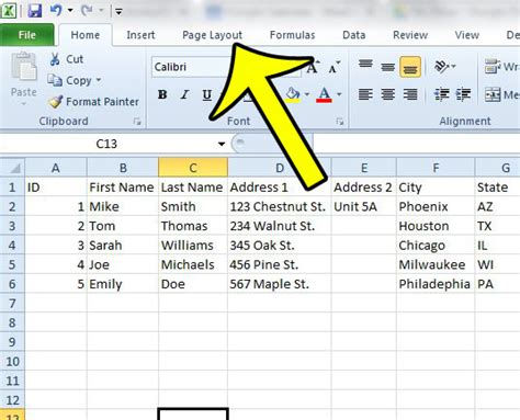 qml row layout exle how to print a row at the top of every page in excel 2010