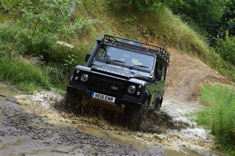 land rover 110 road land rover defender 110 adventure pictures auto express